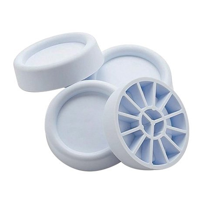 Set 4 dispozitive anti-vibratii pentru masina de spalat Meliconi, maxim 250 kg