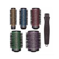 Set 5 perii Multibrush Starter Kit, 1 x maner inclus