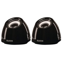 Set boxe PC 2.0 Sweex, USB, 2x3 W, negru