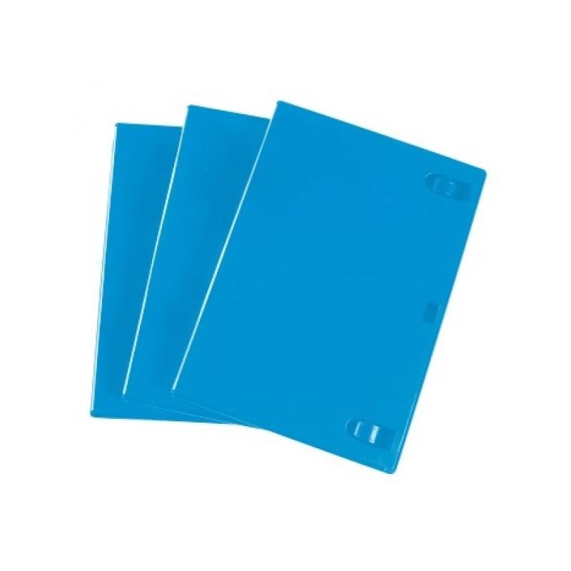 Set carcase transparente Blu-ray