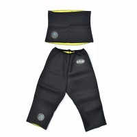 Set centura si pantaloni fitness Get In Shape, marime XL