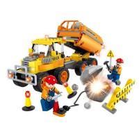 Set constructie Construction Ausini, 259 piese