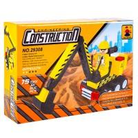 Set constructie Engineering Construction Ausini, 75 piese