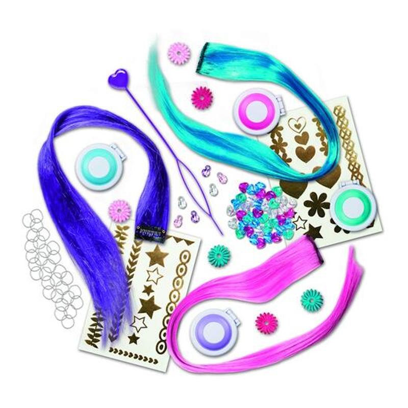 Set creativ Hair studio Galt, 7 ani+ 2021 shopu.ro