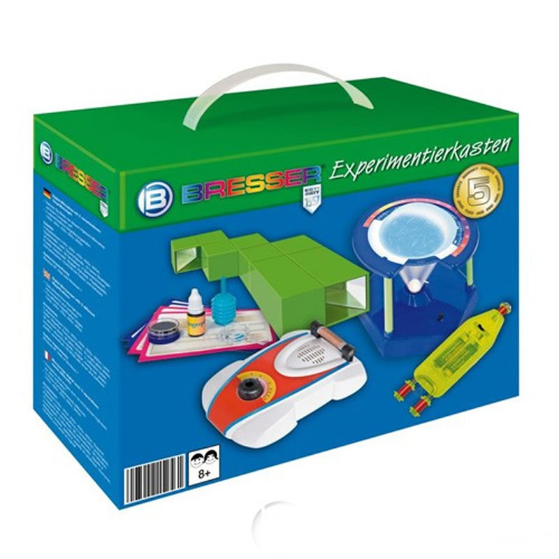 Set de 5 experimete Bresser Junior