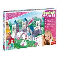 Set de construit si decorat Cron Castle Trefl, 43 piese
