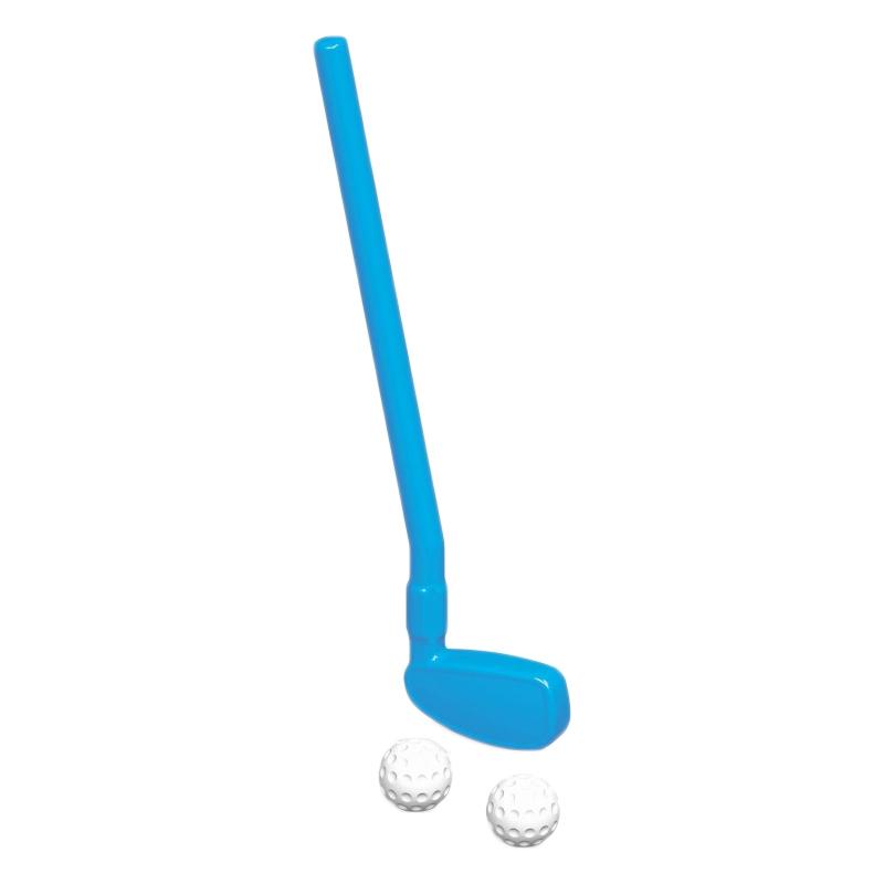 Set de golf Dolu, 2 crose, 2 bile, plastic 2021 shopu.ro