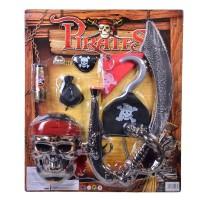 Set de joaca pentru copii Pirates, 9 piese