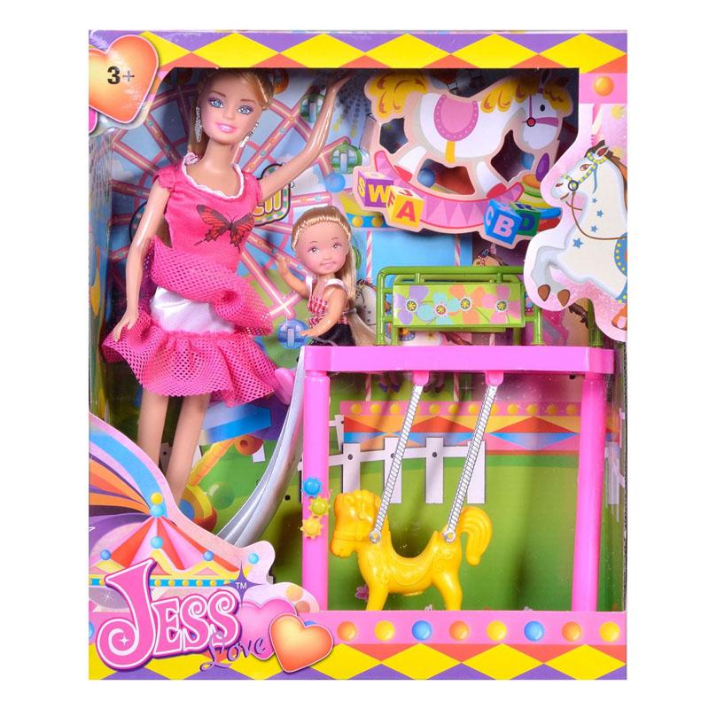 Set de joaca papusa Betty Love, 29 cm, accesorii incluse 2021 shopu.ro