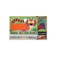 Set de sabloane cu animale