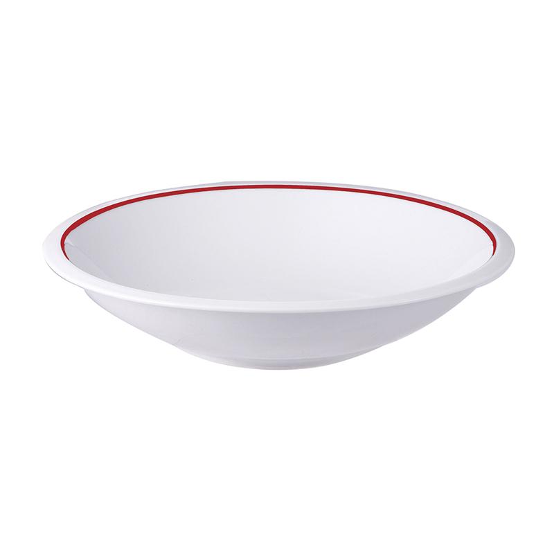 Set farfurii supa Vabene, 4 piese, diametru 20.5 cm