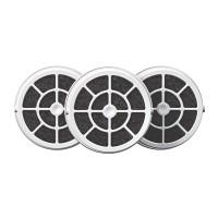 Set filtre pentru carafa Laica Fast Disk, 3 bucati