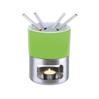 Set fondue Barton Steel BS8440, 500 ml, 4 furculite