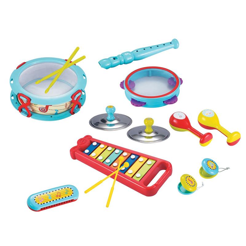 Set instrumente muzicale, 8 piese 2021 shopu.ro