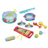 Set instrumente muzicale, 8 piese