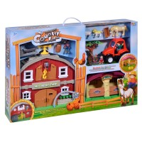 Set jucarie ferma Country Farm, 3 ani+