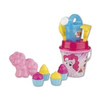 Set jucarii de nisip in rucsac My Little Pony Androni Giocattoli