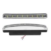 Set lumini de zi auto Kemot URZ3329, 8 leduri