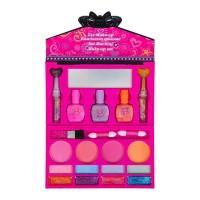 Set machiaj pentru fetite Make-up Set, 18 x 20 cm, tip poseta