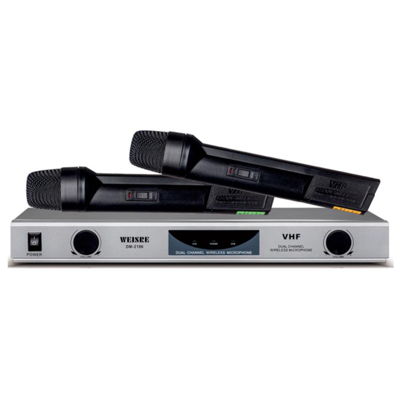 Set microfoane DM-2186, 2 canale 2021 shopu.ro