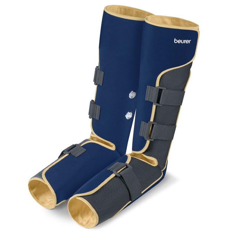 Centura pentru detensionarea picioarelor Beurer FM150, masaj prin compresie 2021 shopu.ro