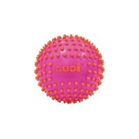 Set 3 mingii senzoriale Ludi, PVC, 6 luni+, Roz
