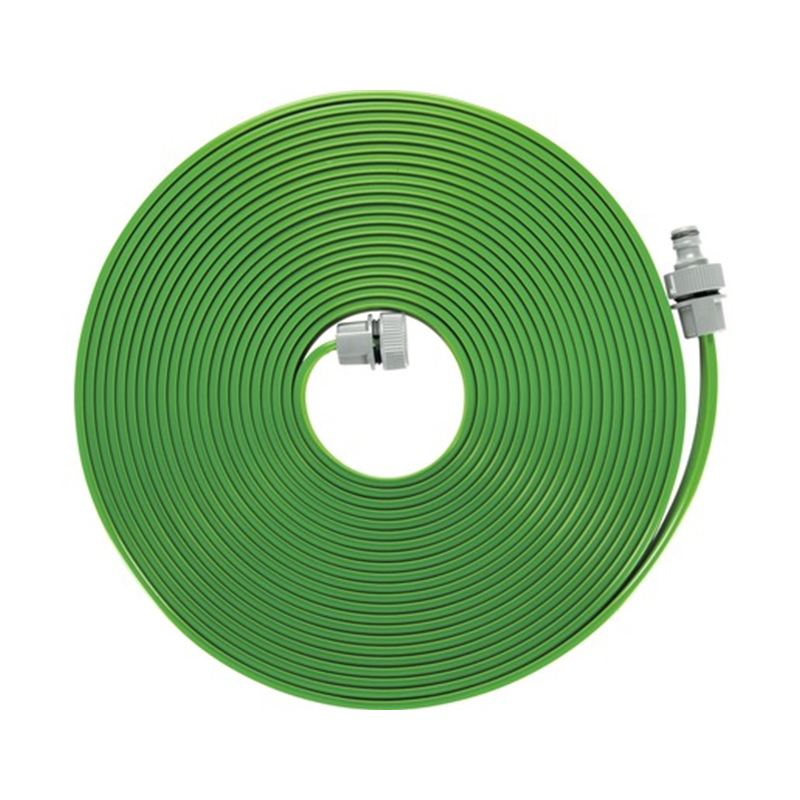 Set aspersor Gardena, 15 m, 1/2 inch, 6 bar, PVC, Verde 2021 shopu.ro