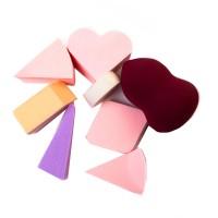 Set bureti make-up Lila Rossa, 8 bucati, Multicolor