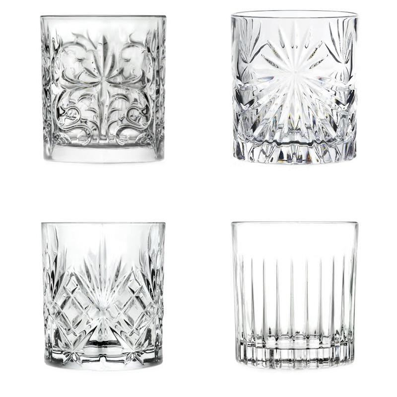 Set pahare Mixology Rcr Cristal, cristal, 4 bucati 2021 shopu.ro