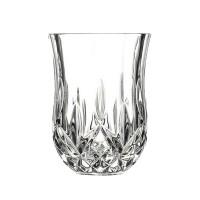 Set pahare lichior Opera Rcr Cristal, 60 ml, sticla, 6 bucati