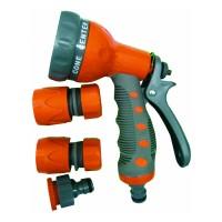 Set pistol pentru stropit Top Garden, 1/2 inch, plastic, 7 functii