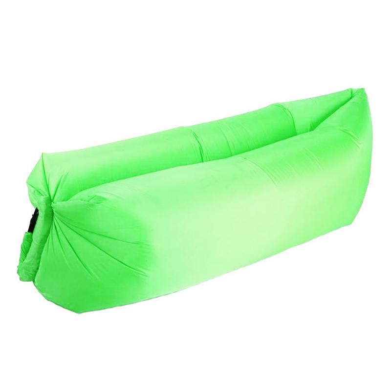 Sezlong gonflabil Maxtar, 240 x 70 cm, Verde 2021 shopu.ro