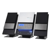Sistem audio Kruger & Matz, USB, AUX-IN, card SD, radio AM/FM, CD