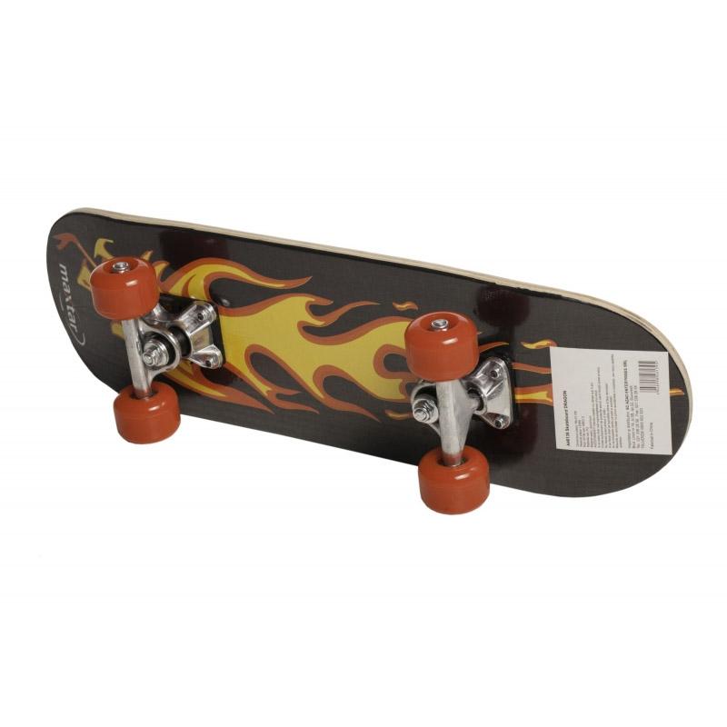 Skateboard Dragon Maxtar, 56 x 15 cm, lemn