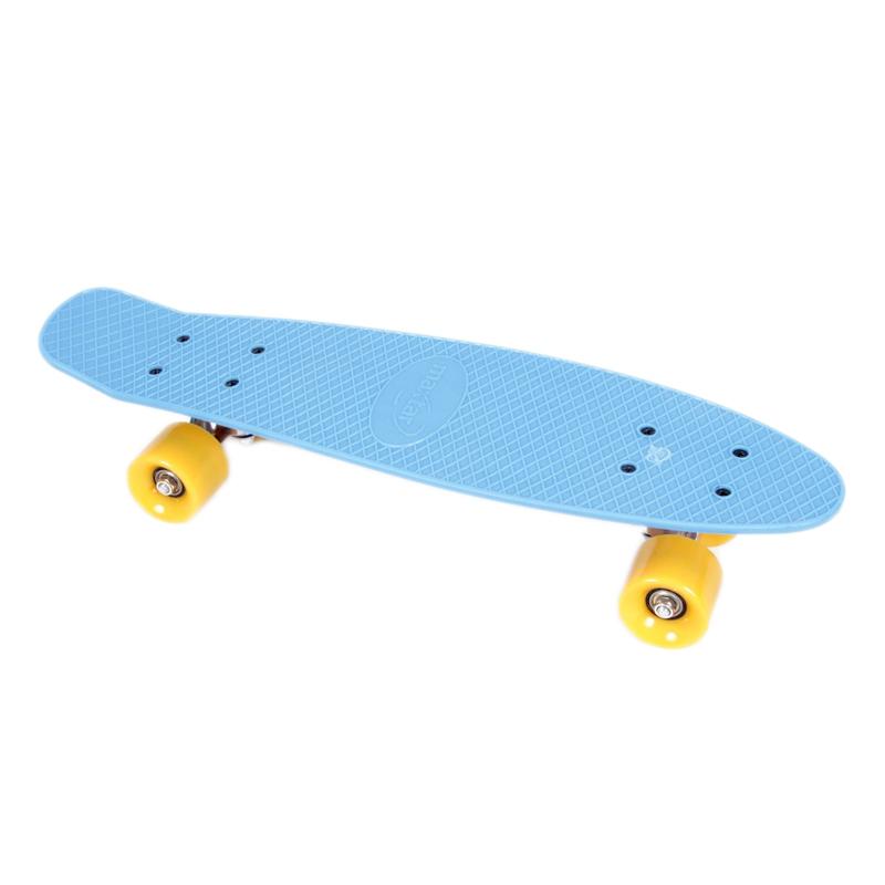 Skateboard Energy Maxtar, 56 cm, Albastru
