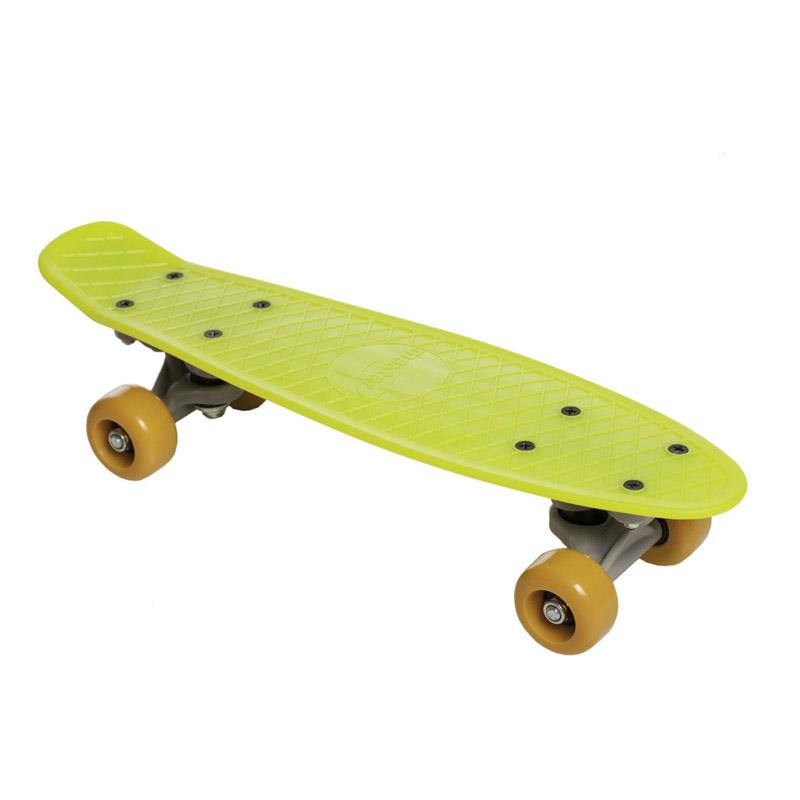 Skateboard Snap Maxtar, 43 x 11 cm, plastic, Verde 2021 shopu.ro