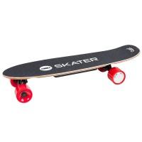 Skateboard electric Quer Skater,  3 viteze, maxim 8 km