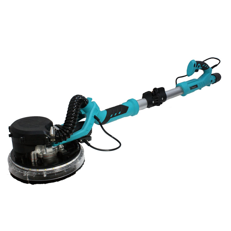 Slefuitor pliabil pentru pereti Detoolz, 750 W, 2500 rpm, 225 mm, LED shopu.ro