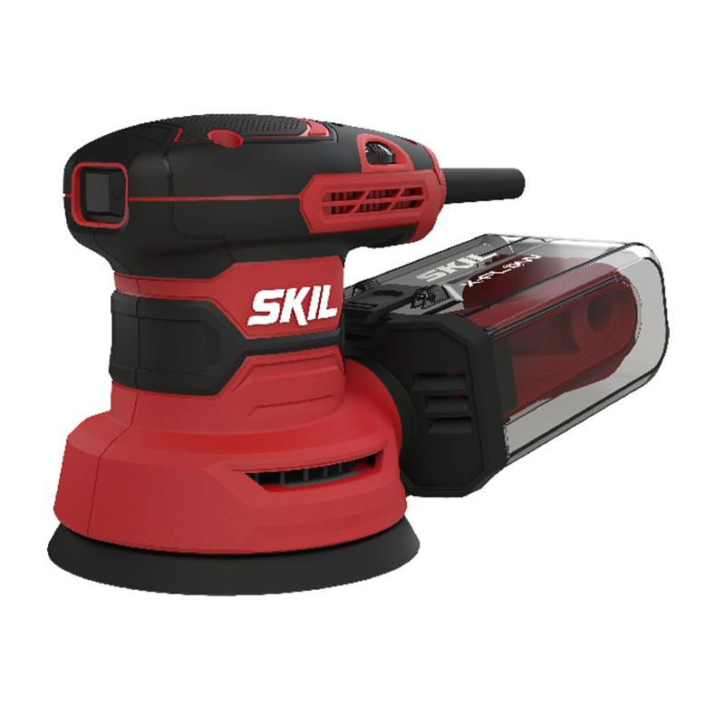 Slefuitor cu banda Skil, 260 W, 220-240 V, adaptor aspirator inclus 2021 shopu.ro