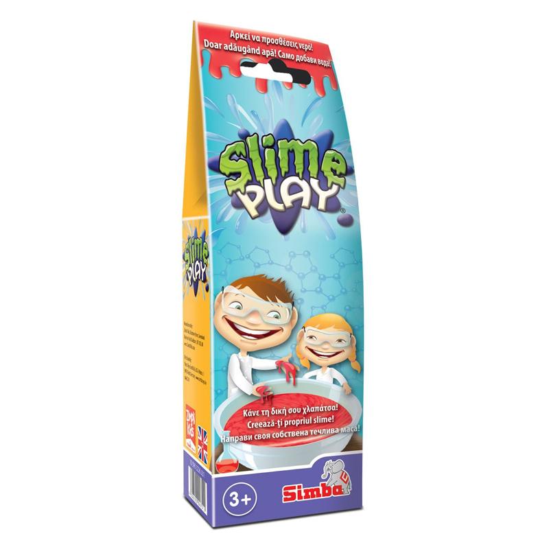 Slime Red, 50 g, 3 ani+ 2021 shopu.ro