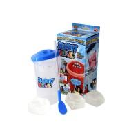 Cana preparare shake cu gheata Slushy Magic, 8 accesorii incluse