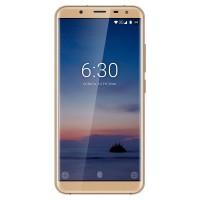 Smartphone LIVE 6+ Kruger Matz gold, dual SIM, 64 GB, 4 GB memorie RAM