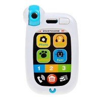 Smartphone de jucarie Play & Learn, 2 x AA