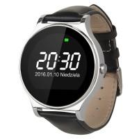 Smartwatch Kruger Matz Style KM0431, Bluetooth 4.0, Negru