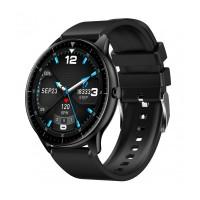 Smartwatch iHunt Watch 6 Titan, Bluetooth 5.0, display 1.28 inch, 240 mAh, telecomanda, Negru