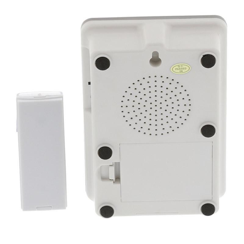 Sonerie wireless Konig, 80 dB, semnal 200 m, IP44