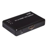 Splitter HDMI Well, 2 x iesiri, 4K