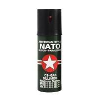 Spray autoaparare NATO, 60 ml, husa inclusa