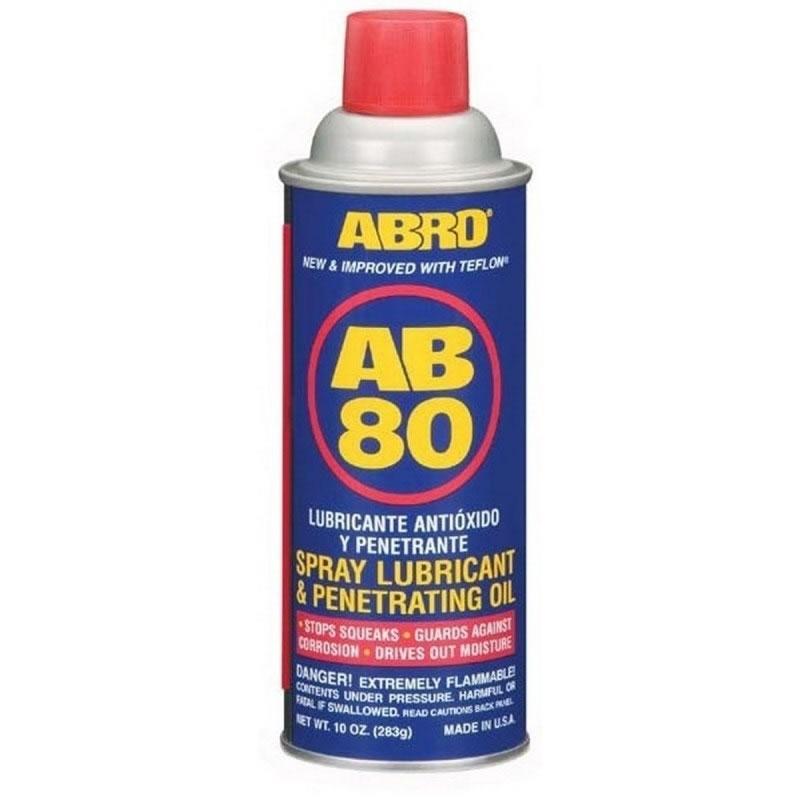 Spray degripant si lubrifiant cu teflon Abro, 283 g 2021 shopu.ro