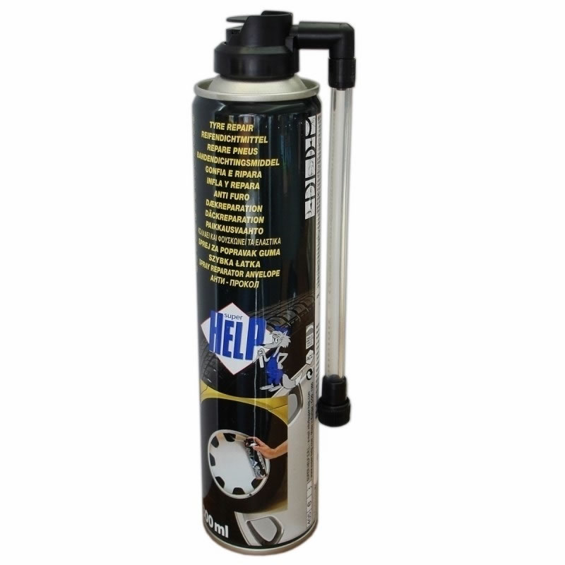 Spray reparat si umflat anvelope Help, 300 ml 2021 shopu.ro